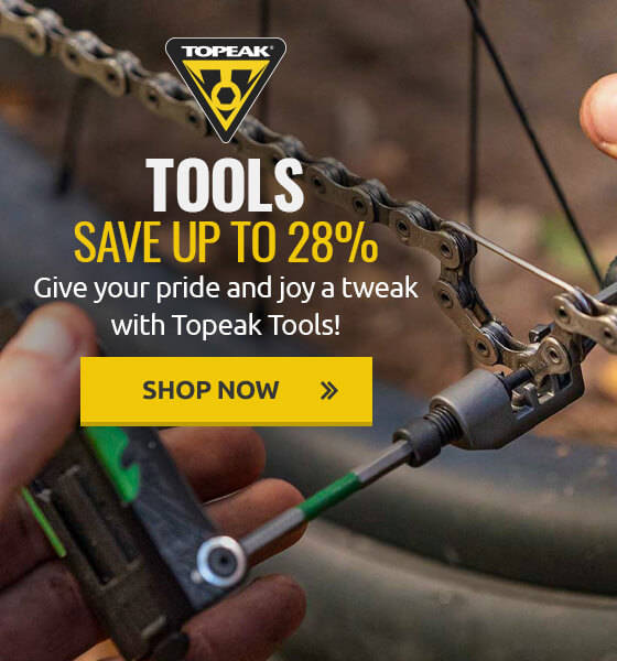 Up to 28% off Topeak Tools