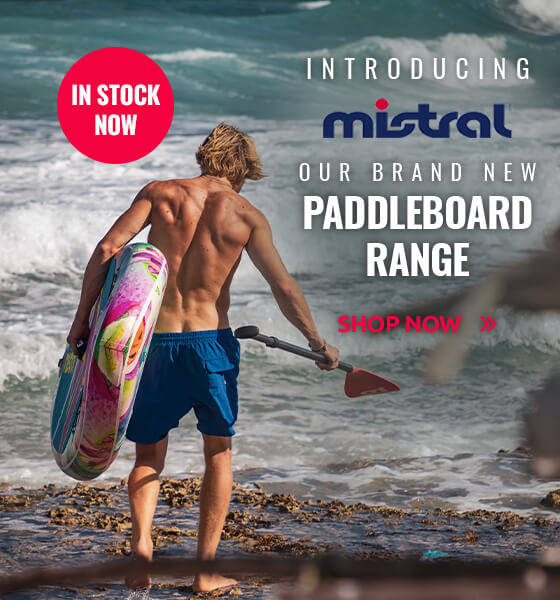 Introducing Mistral - Our brand new Paddleboard range