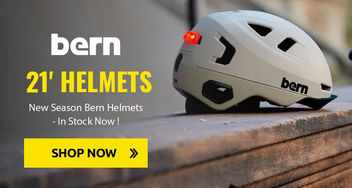 New Season Bern Helmets - In Stock Now