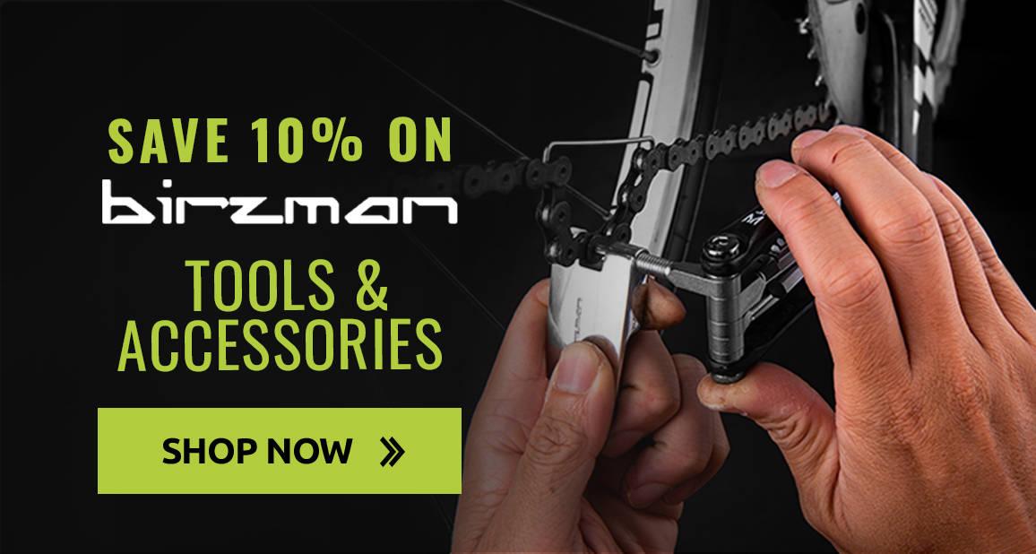 Save 10% on Birzman Tools & Accessories