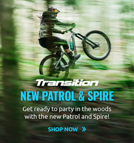New Transition Patrol & Spire