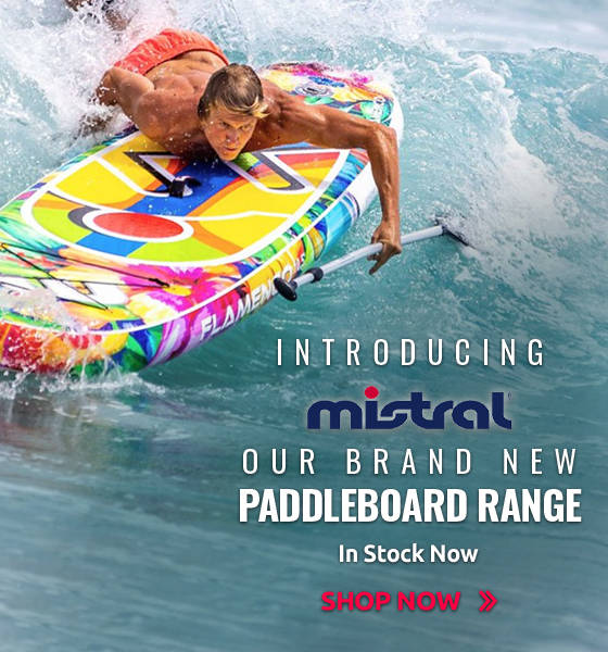 Introducing Mistral - our new Paddleboard range