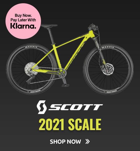 2021 Scott Scale now in strock from £989!