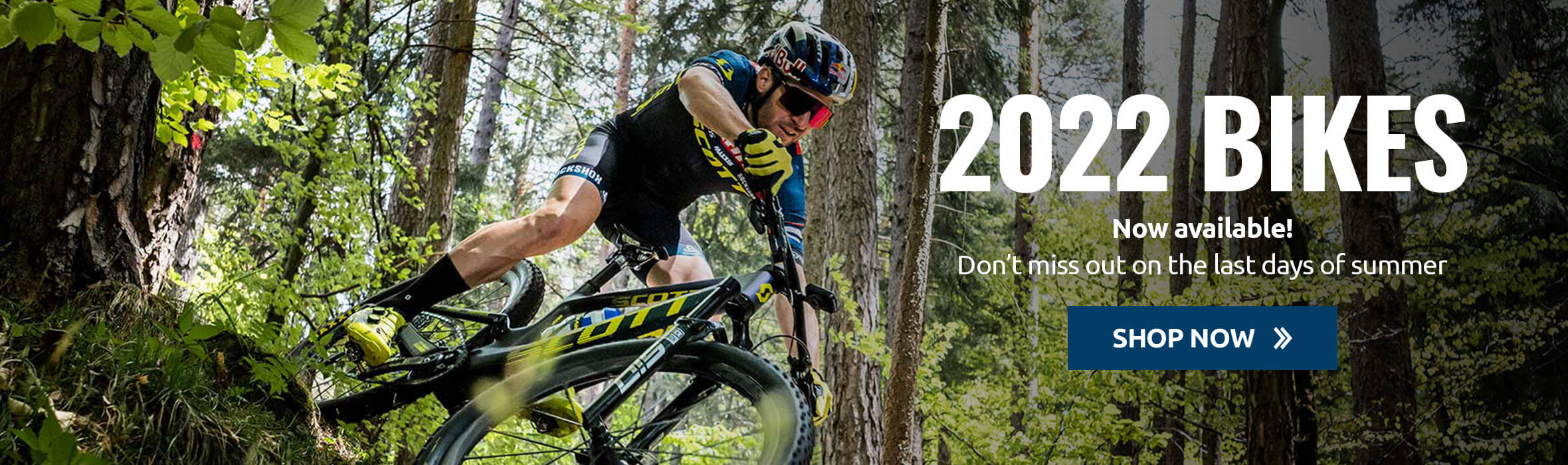 Shop IN STOCK Bikes from Scott - While Stocks Last