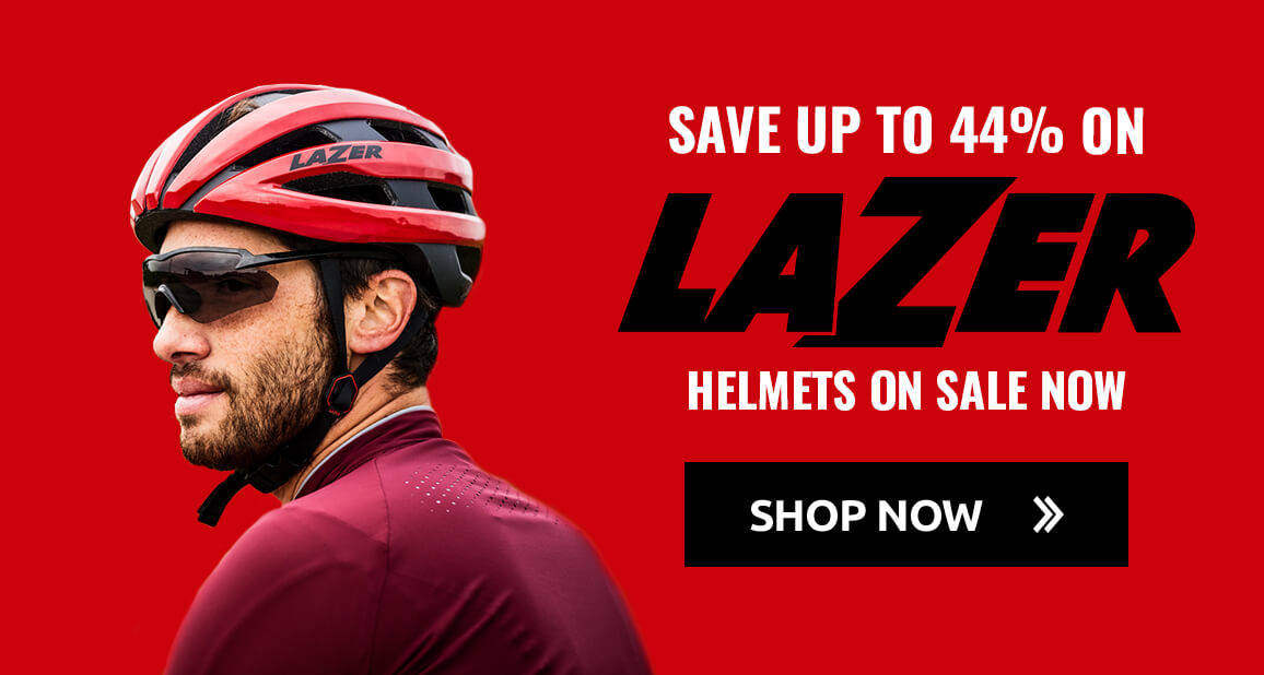 Save up to 44% on Lazer Helmets