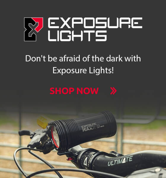 Discover your dark side with Exposure Lights!